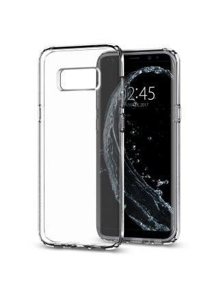 Чехол Spigen Liquid Crystal для Samsung S8 Plus