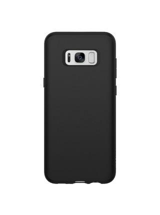 Чехол Spigen Liquid Crystal для Samsung S8, Matte Black