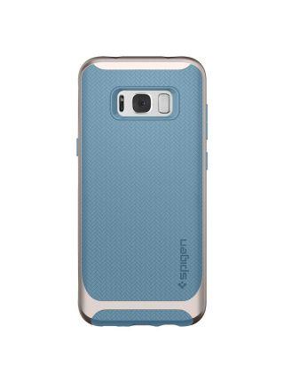 Чехол Neo Hybrid Galaxy S8 Plus, Niagara Blue