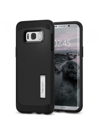 Чехол Slim Armor Galaxy S8 Plus, Black