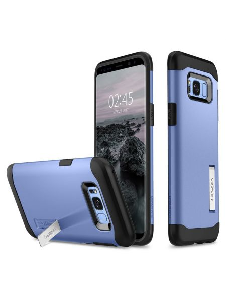 Чехол Slim Armor Galaxy S8 Plus, Blue
