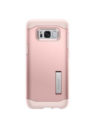 Чехол Slim Armor Galaxy S8 Plus, Rose Gold