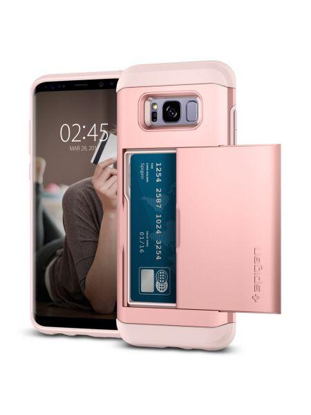 Чехол Spigen Slim Armor CS Galaxy S8 Plus, Rose Gold