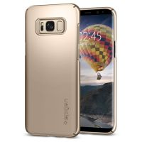 Чехол Galaxy S8 Thin Fit, Gold Maple
