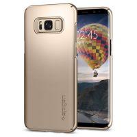 Чехол Galaxy S8 Thin Fit, Gold Maple