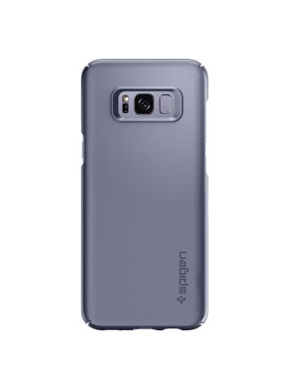 Чехол Galaxy S8 Plus Thin Fit, Orchid Gray