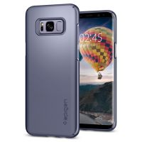 Чехол Galaxy S8 Thin Fit, Orchid Gray