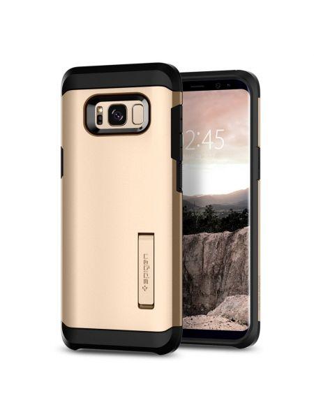 Чехол Galaxy S8 Case Tough Armor, Gold Maple