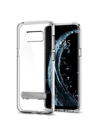 Чехол Ultra Hybrid S Galaxy S8 Plus, Crystal Clear