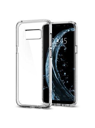 Чехол Ultra Hybrid Galaxy S8, Crystal Clear
