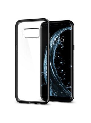 Чехол Ultra Hybrid Galaxy S8, Midnight Black