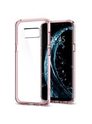 Чехол Ultra Hybrid Galaxy S8, Crystal Pink