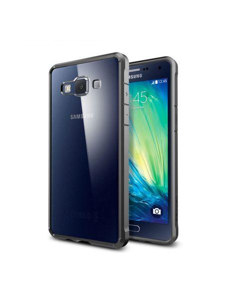 Чехол SPIGEN Ultra Hybrid для Samsung Galaxy A5, Gunmetal
