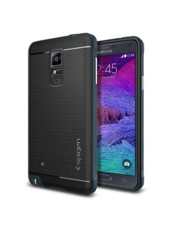Чехол Spigen Neo Hybrid для Samsung Galaxy Note 4, Metal Slate , SGP11119